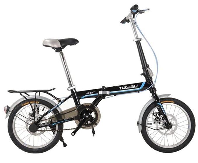 Nueva bicicleta plegable para niños Bike Girl / Boy Pedal Bike 4 - Juguete de 12 años , 5: Amazon.es: Deportes y aire libre