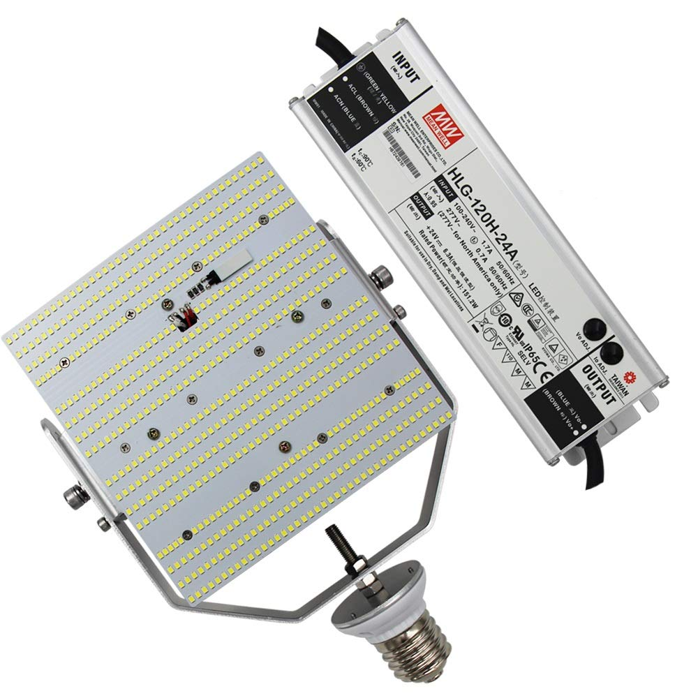 E39 Mogul Sockel 120 W LED Nachrüstsatz Schuhkartons Licht ersetzen ...