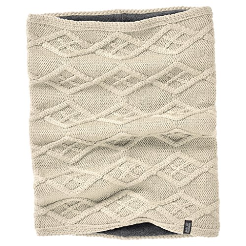 Jack Wolfskin Women's Plait Loop Warm Tube Scarf
