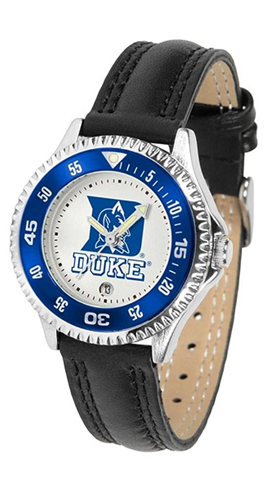 Duke blueee Devils Competitor Ladies Watch