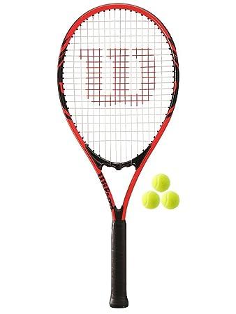 Amazon Com Wilson Roger Federer 110 Tennis Racket Rrp 40 L3
