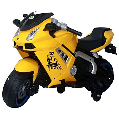 Buy Lamborghini Bike Yellow Online At Low Prices In India Amazon In
