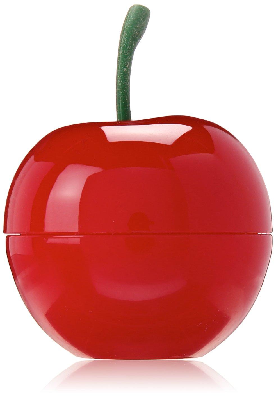 TONYMOLY mini berry lip balm 2 with spf15, 01 cherry, 7.2g 8806358537579