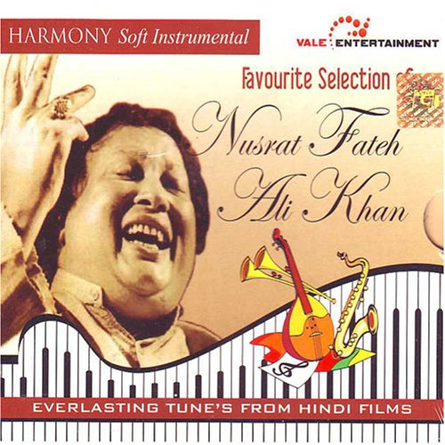 Harmony soft instrumental favorite selection - Nursat fatch ali khan