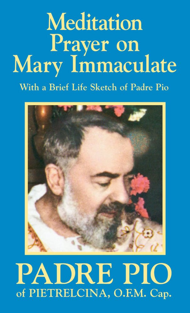 Meditation Prayer on Mary Immaculate pdf