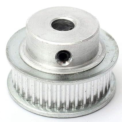 3PCS 20T GT2 Aluminum Timing Drive Pulley For DIY 3D Printer