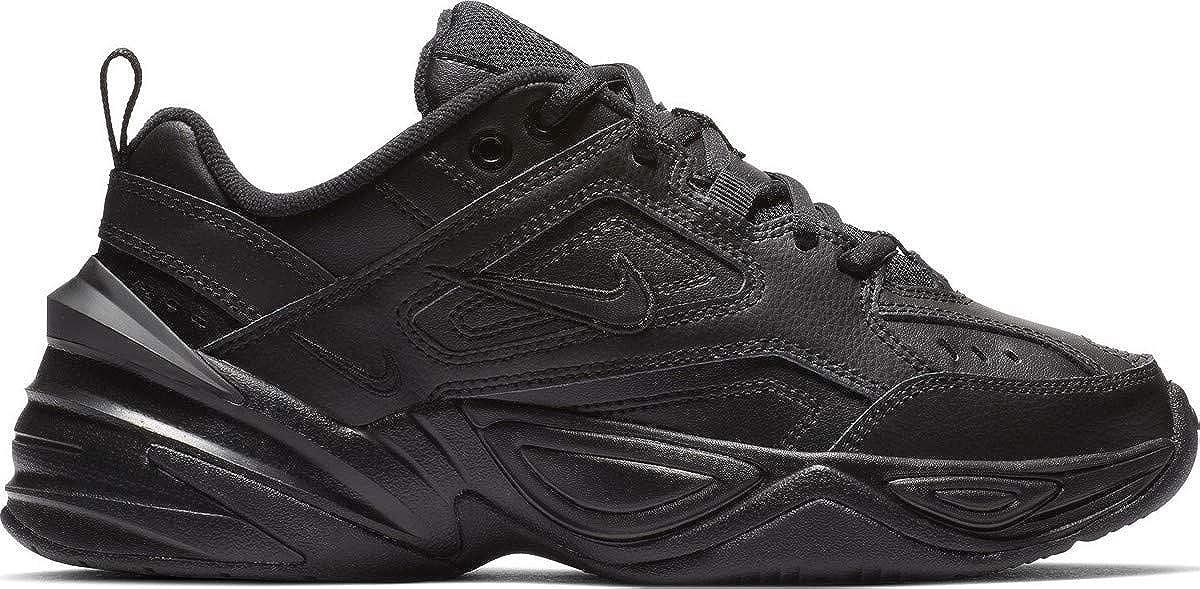 Noir (noir 012) Nike W M2k Tekno, Chaussures d'Athlétisme Femme