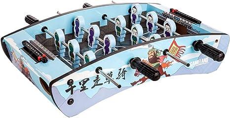 YIHGJJYP Futbolin Table Football Boy Interactive Sports Toys Máquina de Billar para Padres e Hijos 3-10 años Educativos Portátiles Regalos Vacaciones al Aire Libre: Amazon.es: Hogar