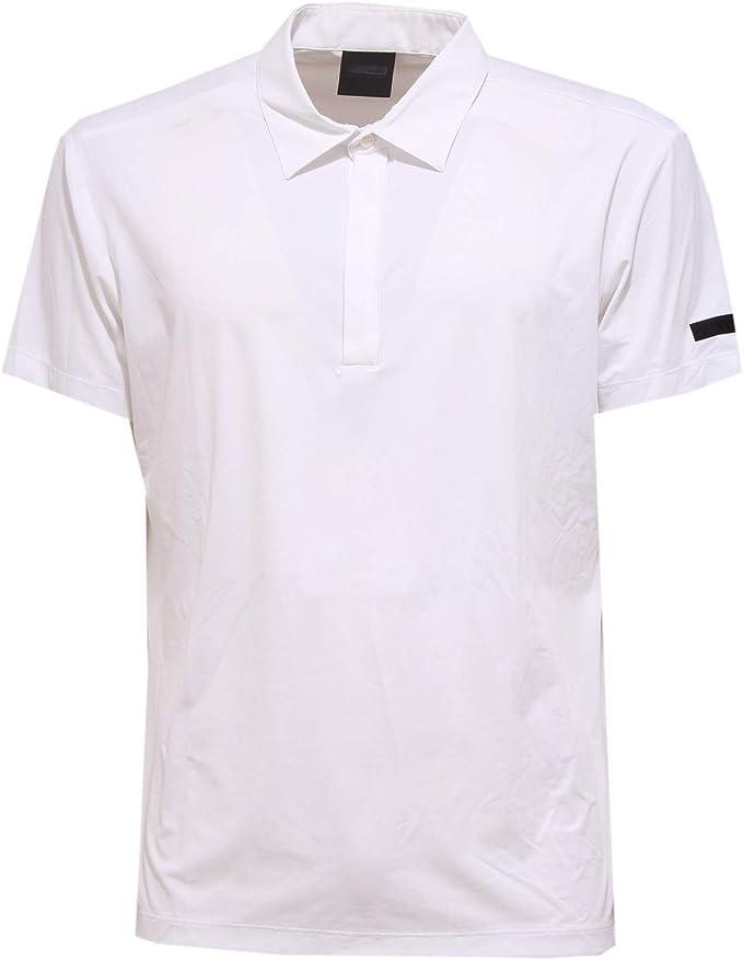 ROBERTO RICCI DESIGNS 7282K Polo uomo RRD White Polyamide t-Shirt ...