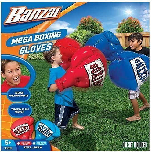 Kids Inflatable Mega Boxing Gloves, Model: , Toys & Play -