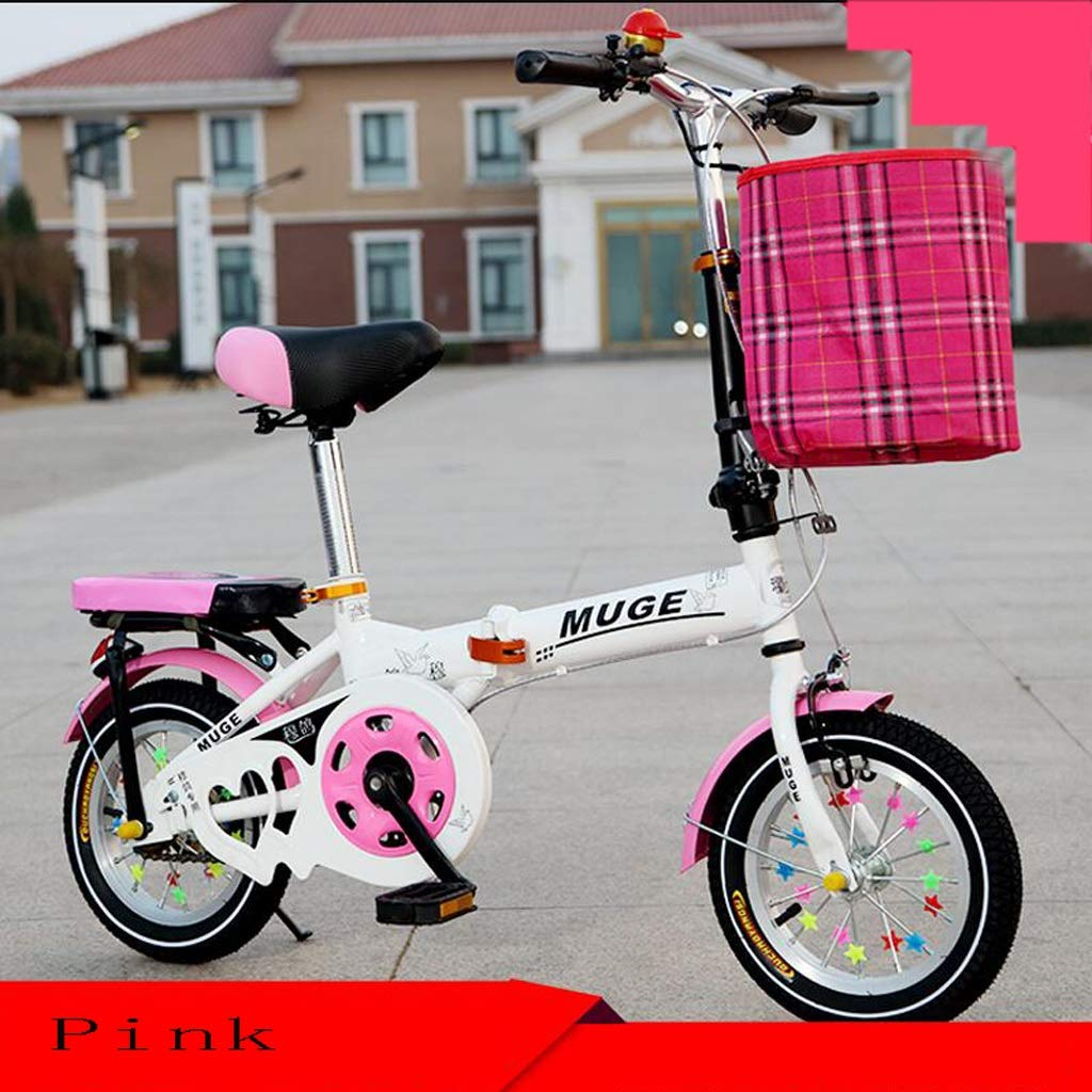 Xiaoping Bicicleta Plegable for niños de 11 a 15 años de Edad ...