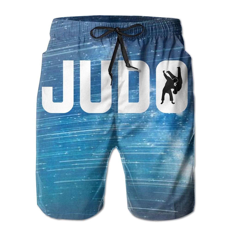 Poop Lool Mens Cool Judo Beach Short Pant Swimming Pants Sandy