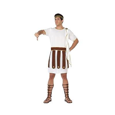 Atosa- Disfraz hombre romano, M-L (18203): Juguetes y juegos