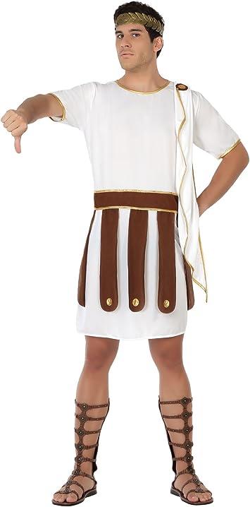 Atosa- Disfraz hombre romano, M-L (18203): Amazon.es: Juguetes y ...