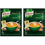 Knorr International Vegetable Soup, Thai, 2x46g