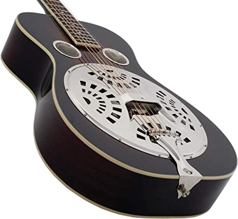 Grabación King RR-36-VS Maxwell Series Resonator guitarra: Amazon ...
