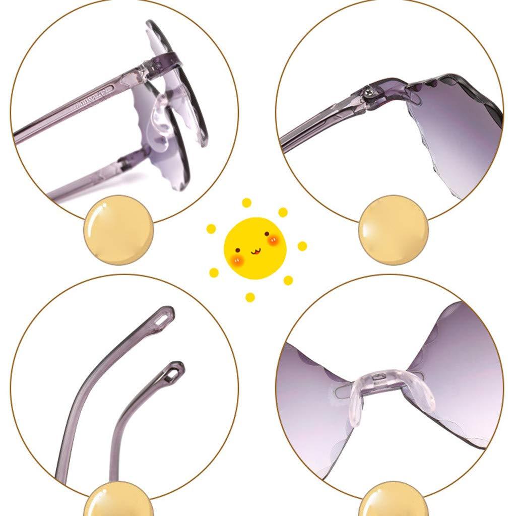 Sonnenbrillen im europäischen und amerikanischen Stil Unisex Vintage Shaded Objektiv dünne Brille -Retro Look Brille Felicove Kinder unregelmäßige Augen Sonnenbrillen Sonnenbrillen Reisen