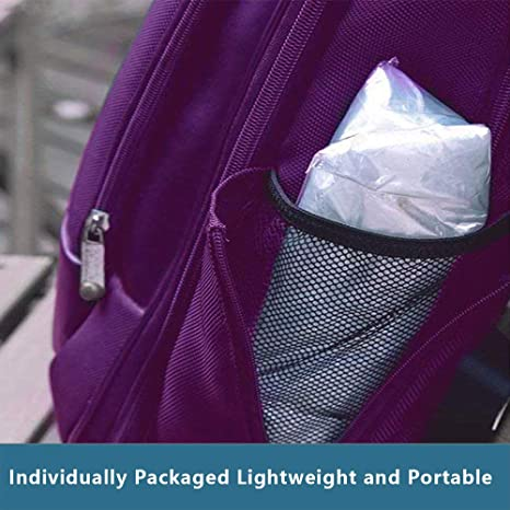 Imperm/éable Portable avec Capuches et Manches Parfait pour Les Festivals de Camping et Les Randonn/ées. AIXMEET Poncho Pluie