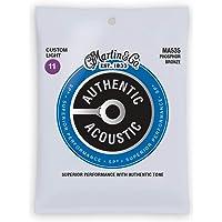 Martin Strings Acoustic Guitar Strings CSTM Light