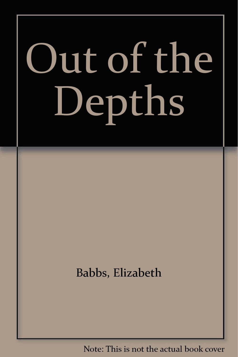 Download Out of the Depths pdf epub