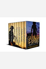 Saddles & Spurs: A Limited-Edition Collection of Cowboy Romances Kindle Edition