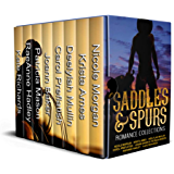 Saddles & Spurs: A Limited-Edition Collection of Cowboy Romances