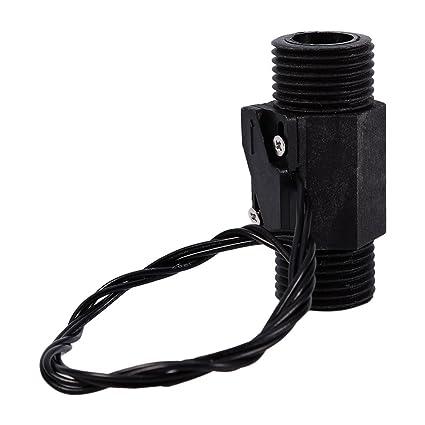 1pc Interruptor de Flujo de Agua Interruptor Magnético Horizontal Sensor de Nivel de Agua EFS-