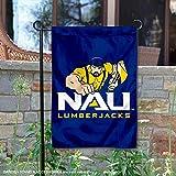 College Flags and Banners Co. NAU Lumberjacks Garden Flag