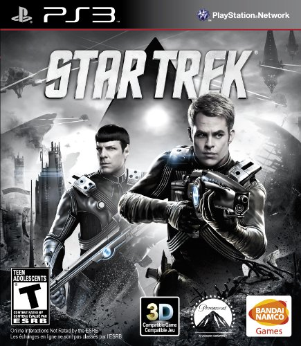 Price comparison product image Star Trek - Playstation 3