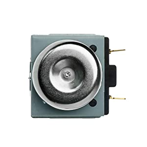 COMOK DKJ-Y 120 Minutes AC 250V 16A Silver Tone Metal Timer Switch For Electronic Microwave Oven Cooker Etc