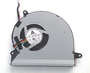 LPH Replacement CPU Cooling Fan for Asus U56 U56E U56E-BBL5 U56E-BBL6 U56E-BBL7 U56E-EBL8 U56E-RAL9