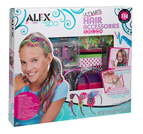 ALEX Spa Ultimate Hair Accessories Salon ()