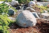 Airmax TrueRock Boulder Cover, Small, Greystone, 18 x 16 x 11