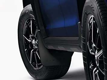 Juego de 2 faldillas delanteras Duster 2018 - original Dacia: Amazon.es: Coche y moto