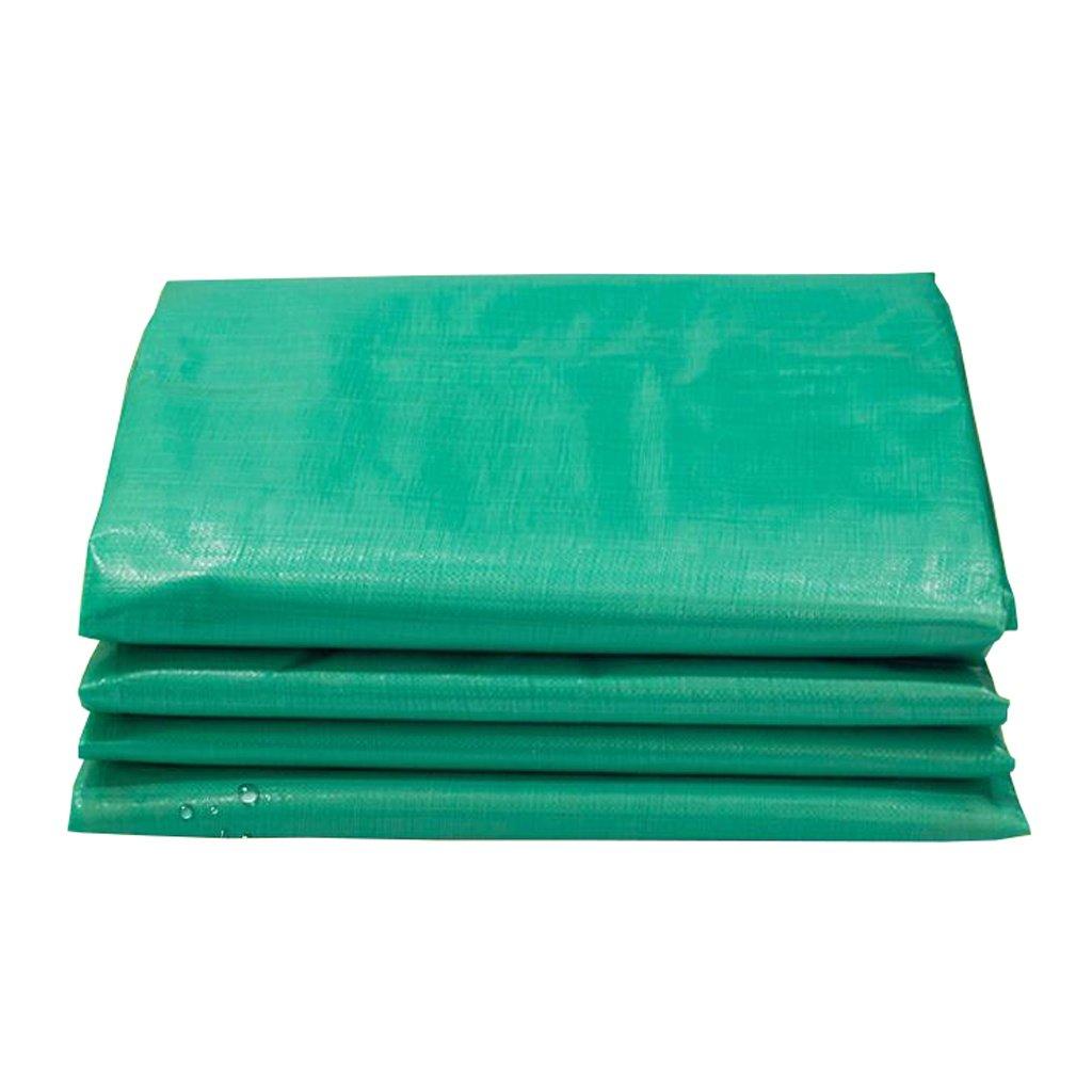 Foglio Impermeabile per telone da Giardino, 180 G m², verde - 100% Resistente all'Acqua e ai Raggi UV (Dimensioni   3m×4m)