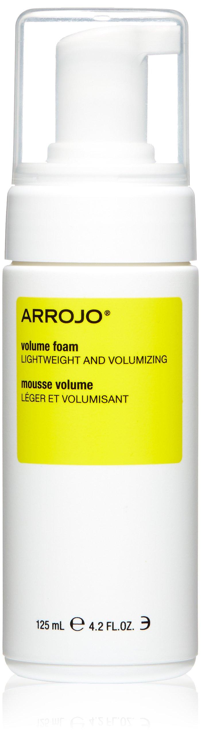 ARROJO Volume Foam, 4.2 Fl Oz