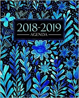 Agenda 2018-2019: 1 de septiembre, 2018 - 31 de agosto, 2019 ...