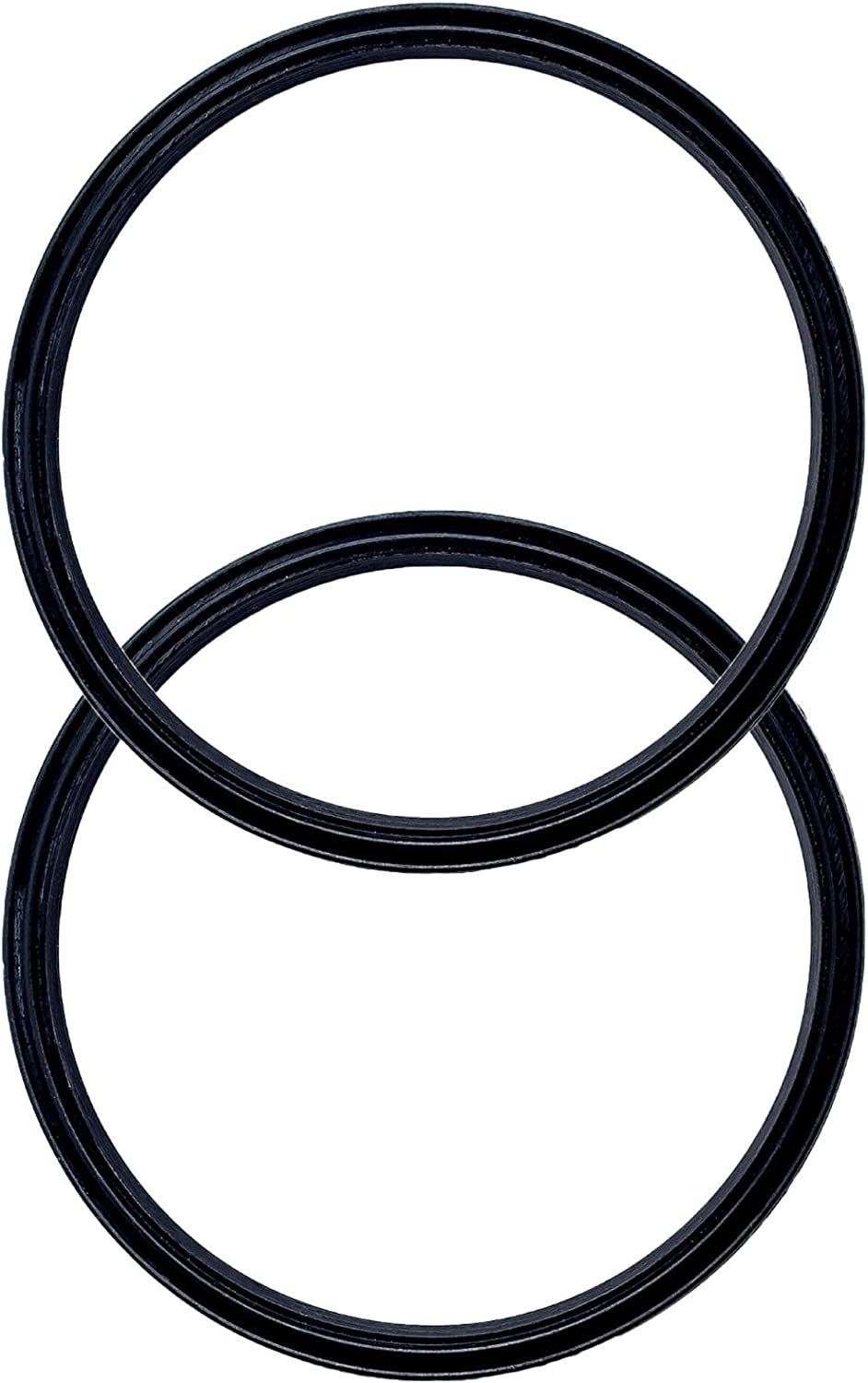 Pack of 2-20/10 oz Replacement Rubber Lid Ring, Gasket Seals, Lid for Insulated Stainless Steel Tumblers, Cups Vacuum Effect, fit for Brands - Yeti, Ozark Trail, Beast by C&Berg Model 2021