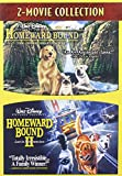 DVD : Homeward Bound - The Incredible Journey / Homeward Bound II - Lost In San Francisco