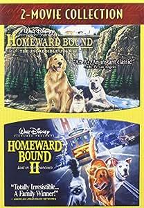 Homeward Bound - The Incredible Journey / Homeward Bound II - Lost In San Francisco
