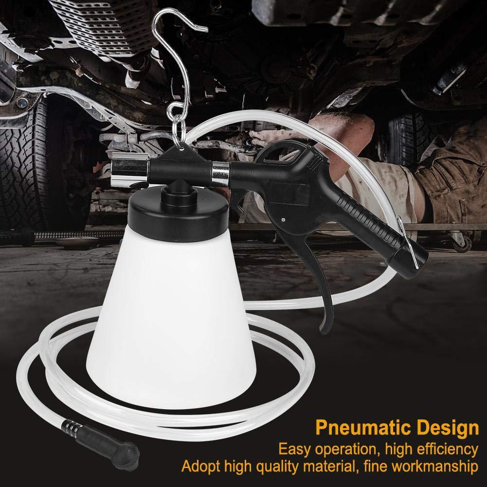 Akozon Pneumatic Brake Fluid Bleeder Car Brake Fluid Bleeder Oil Pumping Machine Brake Oil Replacement Tool Kit by Akozon (Image #2)
