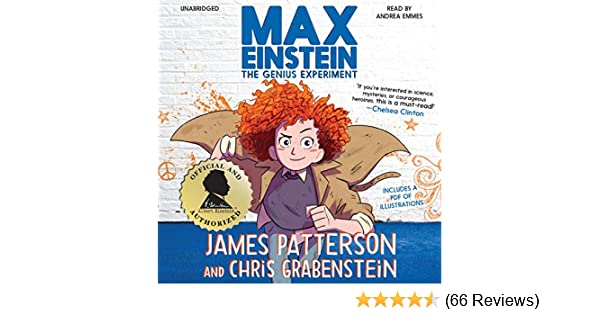 Amazon.com: Max Einstein: The Genius Experiment (Audible ...
