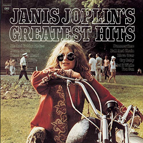 Music : Janis Joplin's Greatest Hits