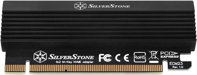 Silverstone Sst Ecm23 Pci E Erweiterungskarte Computer Zubehör