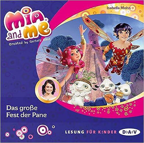 Book Mia and me - Teil 20: Das große Fest der Pane