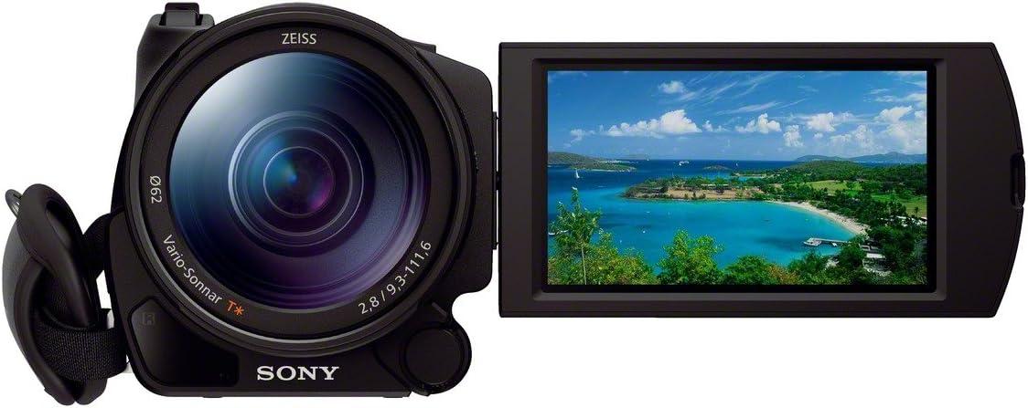 Sony HDRCX900/B Video Camera with 3.5-Inch LCD (Black)