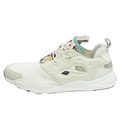 f447679ca9d Reebok - Furylite GP - V67074 - Color  Beige-Cream-White - Size  12.0   Amazon.co.uk  Shoes   Bags