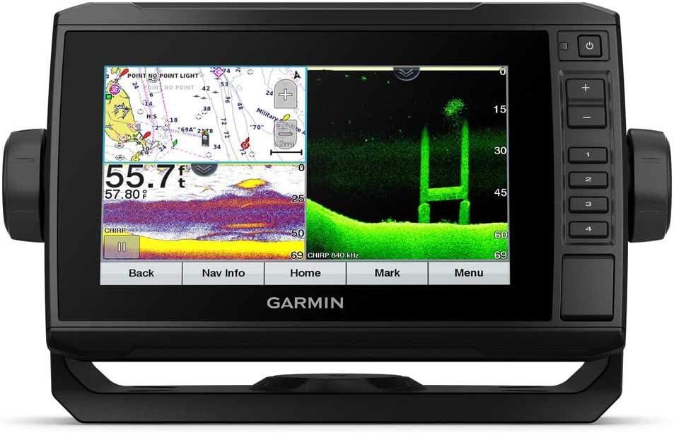 Garmin Echo Map Uhd 72cv Gt24 One Size: Amazon.es: Electrónica