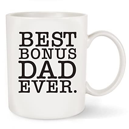 Amazon Fathers Day Gift Best Bonus Dad Ever