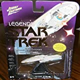 Legends of Star Trek USS Voyager Series Three Uncharted Territories